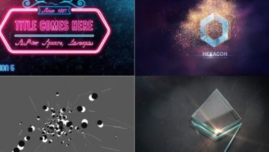 Intro Logo Template Free After Effects Picgiraffe.com 334