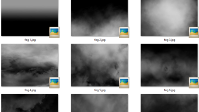 Photo of 39 Fog Overlay for Photoshop free Download