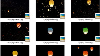 45 Sky Flying Lanterns Picgiraffe.com 486