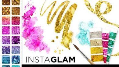 Photo of InstaGlam Brush Studio Gold + Glam Free Download
