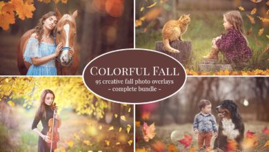 Colorful Fall 95 Creative Fall Overlays Complete Bundle Picgiraffe.com 498