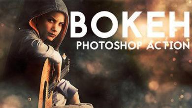Bokeh Photoshop Action Free Download Picgiraffe.com