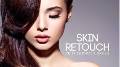 Skin Retouch Photoshop Actions Vol 2 Free Download Picgiraffe.com