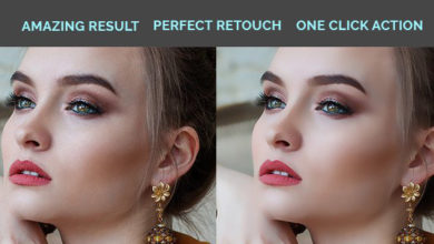 Skin Retouch Pro Premium Action 20372992 Free Download Picgiraffe.com