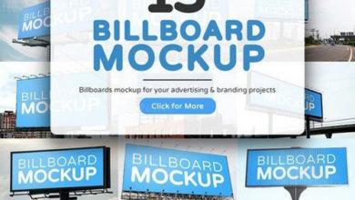 Photo of Billboards Mockup Vol 2 free download