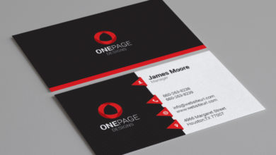 Design Business Card For Individual Template Free Download Picgiraffe.com