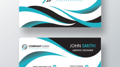 Elegant Company Business Card PSD Collection V12 Free Download Picgiraffe.com