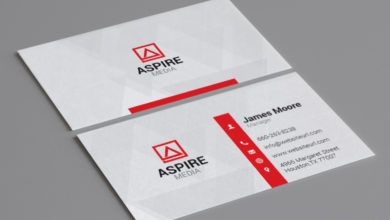 Media Artest Business Card Template Free Download Picgiraffe.com