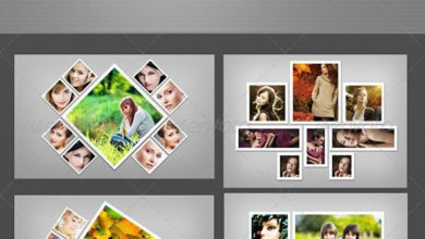 Photo of Photo Frame Template Bundle 7525302 free download