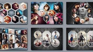 Photo of Photo Frame Templates Bundle V1 6770220 free download