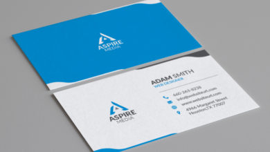 Professional Creative Business Card Template Free Download Picgiraffe.com
