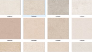 Photo of Seamless Craft Paper Textures Free Download