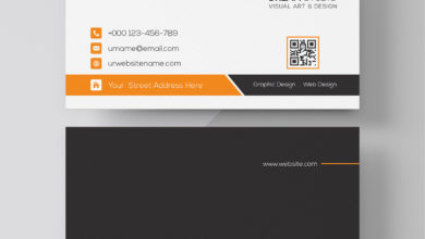 Photo of Studio Business Card PSD Collection v8 Free Download
