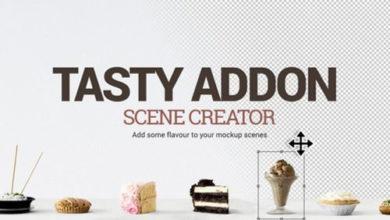 Photo of Tasty Addon Scene Creator free download