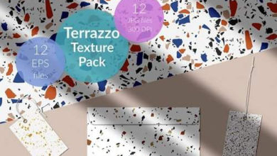 Photo of Terrazzo Tile Textures 3514837 Free Download
