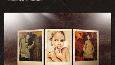 Photo of Vintage Photo Templates Pack 6765011 free download