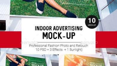 Indoor Advertising Mock Up 18954992 Free Download Picgiraffe.com