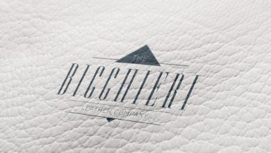 Leather Logo Mockup 230514822 Free Download Picgiraffe.com