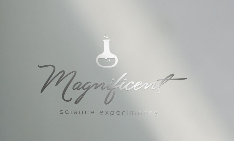 Magnificent Light Logo Mockup 230514456 Free Download Picgiraffe.com