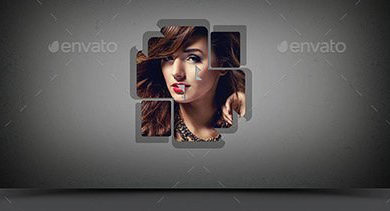 Photo of smart photo frame template v07 11734756 free download
