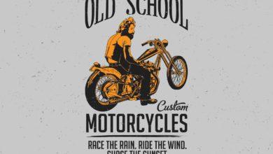 Photo of 2 Old school custom motorcycles SALE