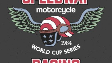 Photo of 2 Speedway motorcycle racing SALE