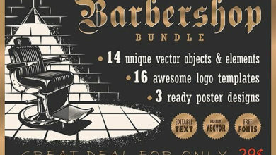 Photo of Barber shop bundle 1170053 Free Download