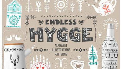 Photo of Endless Hygge Graphic Collection 2264488