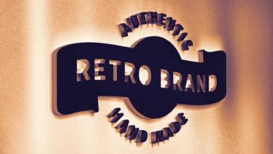 Photo of Premium 3d logo mockups Free Download