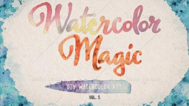Photo of Watercolor Magic Volume 1