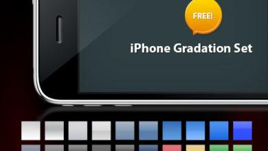 Iphone Gradation Set Free Download Picgiraffe.com