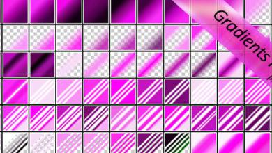 The Ultimate Gradient Pack 6 Purple Free Download Picgiraffe.com
