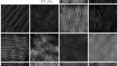 14 Texture Effect For Procreate Free Download Picgiraffe.com