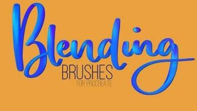 Blending Brushes For Procreate 2323103 Free Download Picgiraffe.com