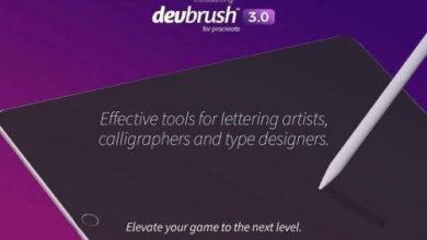 DevBrush 3.0 For Procreate 2861181 Free Download Picgiraffe.com