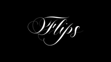 Flips Procreate Lettering Brush Free Download Picgiraffe.com