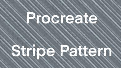 Free Procreate Stripe Pattern Brush Free Download Picgiraffe.com