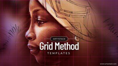 Photo of Grid Method Templates