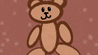 Teddy Bear Brush Procreate Free Download Picgiraffe.com