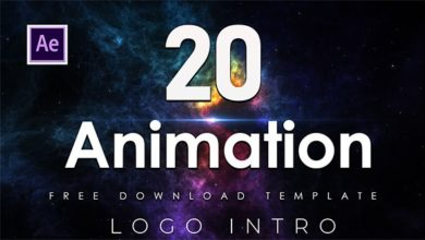 Photo of 20 Free Animation Logo Intro for Adobe After Effects Part 3