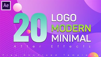 Photo of 20 Free Logo Intro Templates for After Effects Part 5
