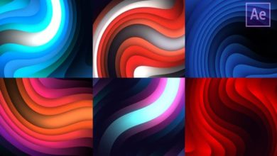 Abstract Backgrounds After Effects Templates Free Download Picgiraffe.com