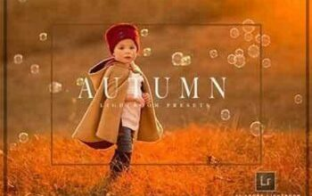 Photo of Autumn Lightroom Preset Bundle 2102800