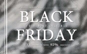 Photo of Black Friday The Entire Shop Bundle 4313276
