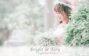 Photo of Bright & Airy Presets for Lightroom 4566991