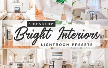 Photo of Bright interiors desktop presets 3750598