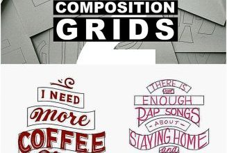 Photo of COMPOSITION GRIDS LETTERING TEMPLATES FREE DOWNLOAD