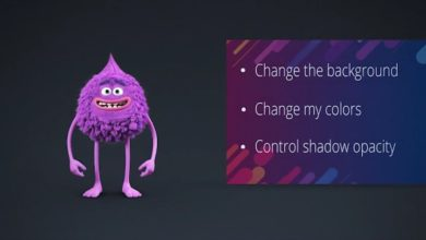 Character Animation DIY Kit After Effects Templates Free Download Picgiraffe.com