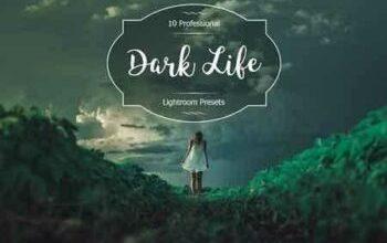 Photo of Dark Life Lr Presets 2940723
