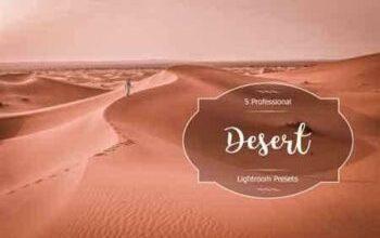 Photo of Desert Lr Presets 3490686